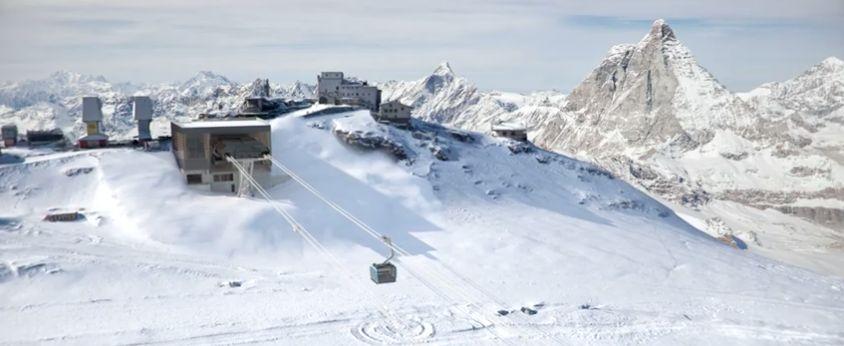 Dit wordt Europa's hoogste skilift!