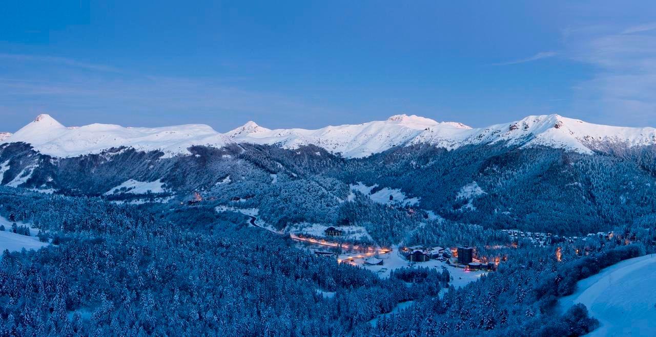 Le lioran skigebied met 60 km piste in frankrijk - Office de tourisme lioran ...
