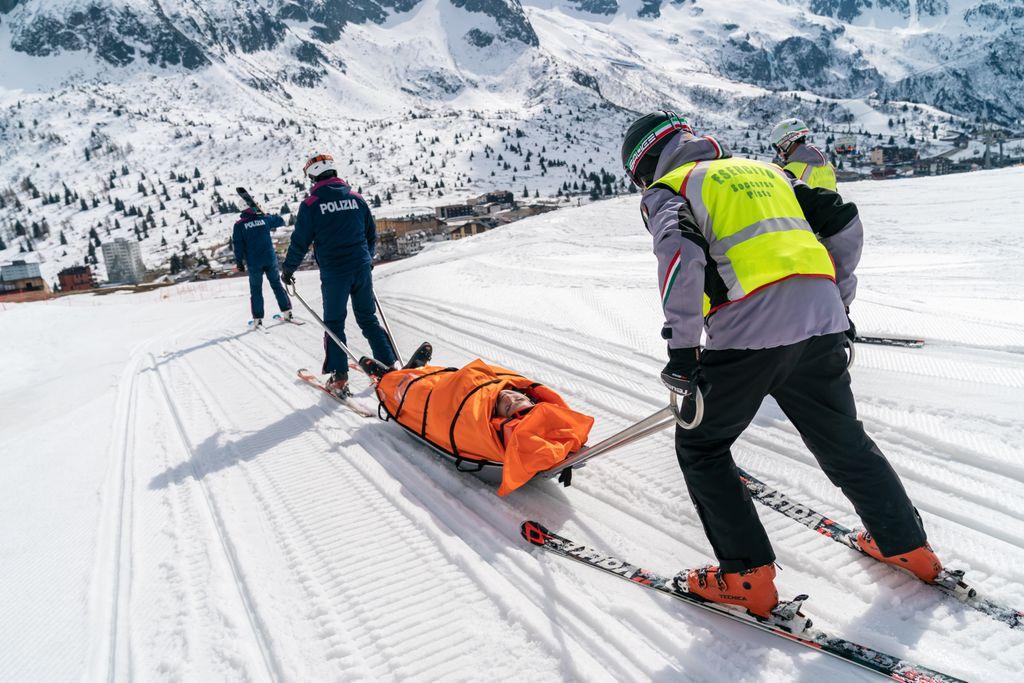 Gezondheid op wintersport