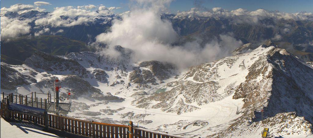 Alpe d'Huez vanaf de Pic Blanc