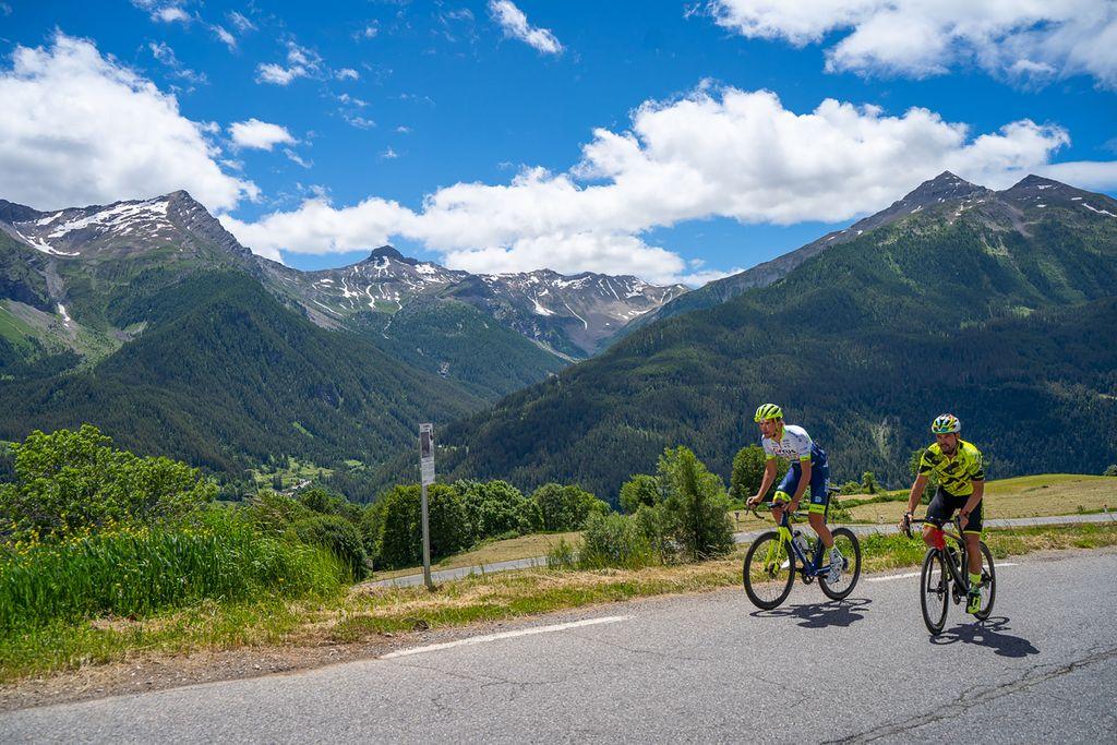 Tour de France ski Orcières Merlette
