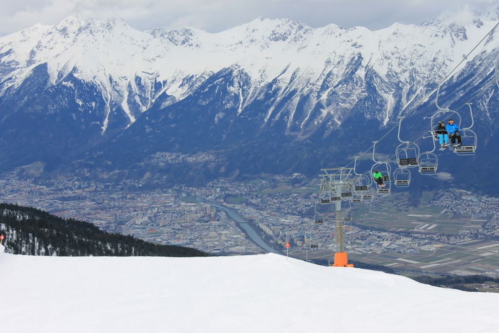 Ski Plus City Glungezer Innsbruck