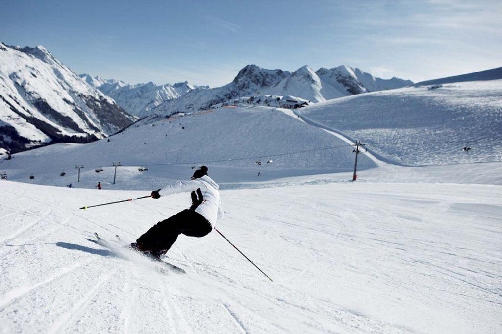 Skigebieden zonder gondels
