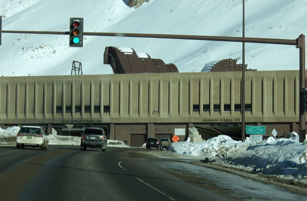 De Eisenhower-Johnson tunnel
