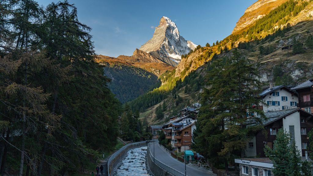 Zermatt - J. Lindeberg