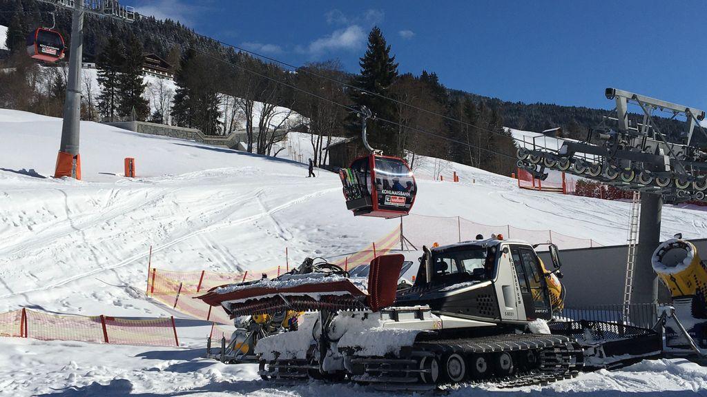 saalbach ski