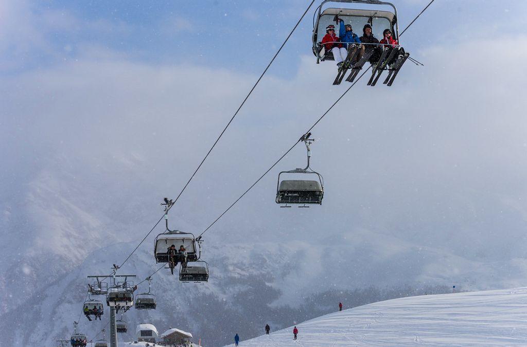 skilift Livigno