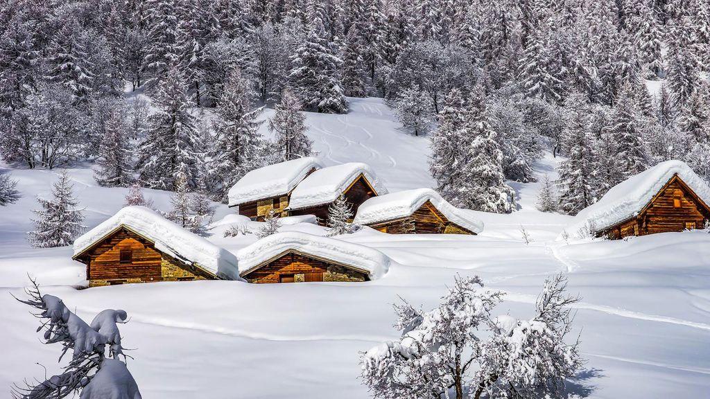 Volgende winter weer genieten van de sneeuw!