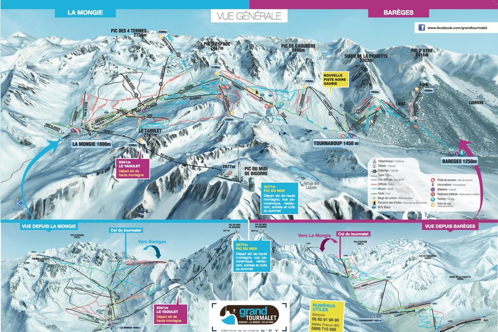 Grand Tourmalet - Pic du Midi