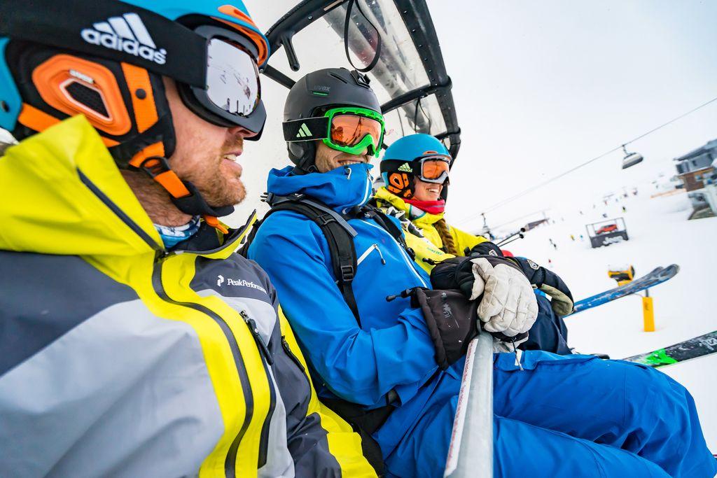 Corona en wintersport