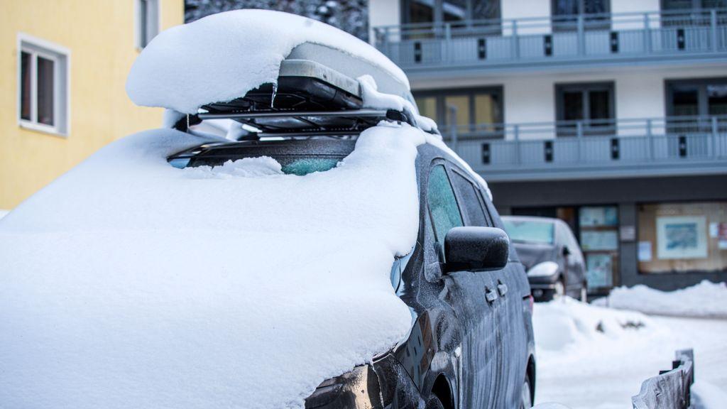 Auto huren voor de wintersport
