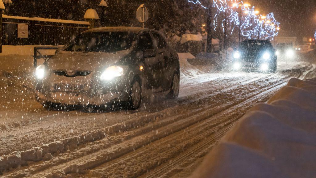 Winterbanden verplicht in Frankrijk