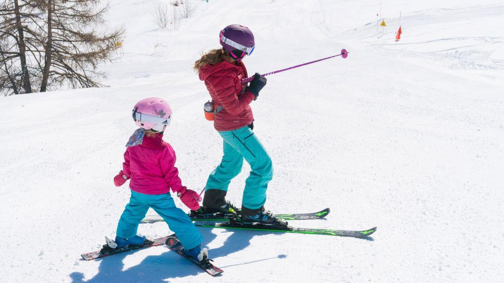 Op welke leeftijd kunnen kinderen beginnen met skiën?