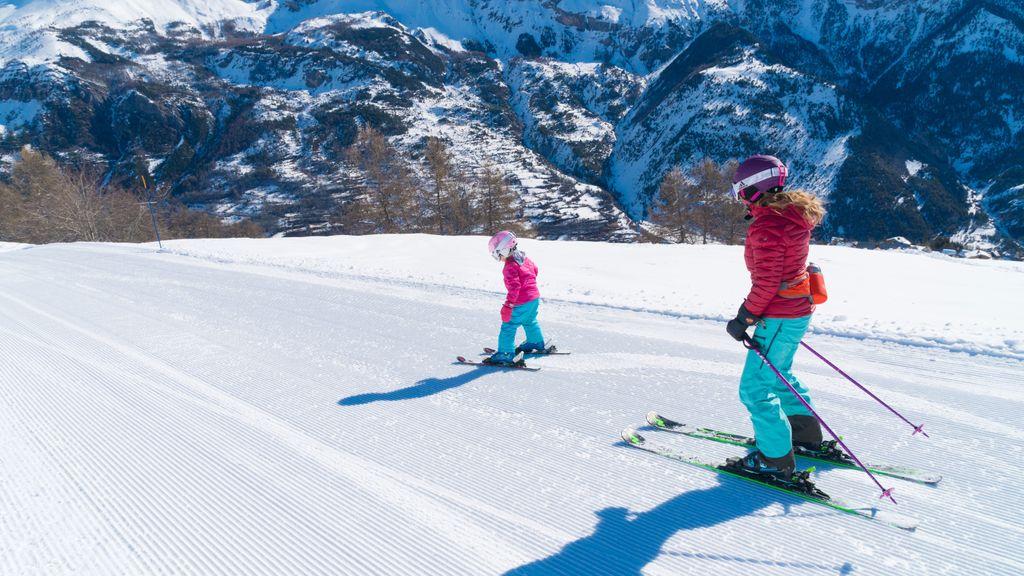 Rustige skigebieden in de schoolvakanties