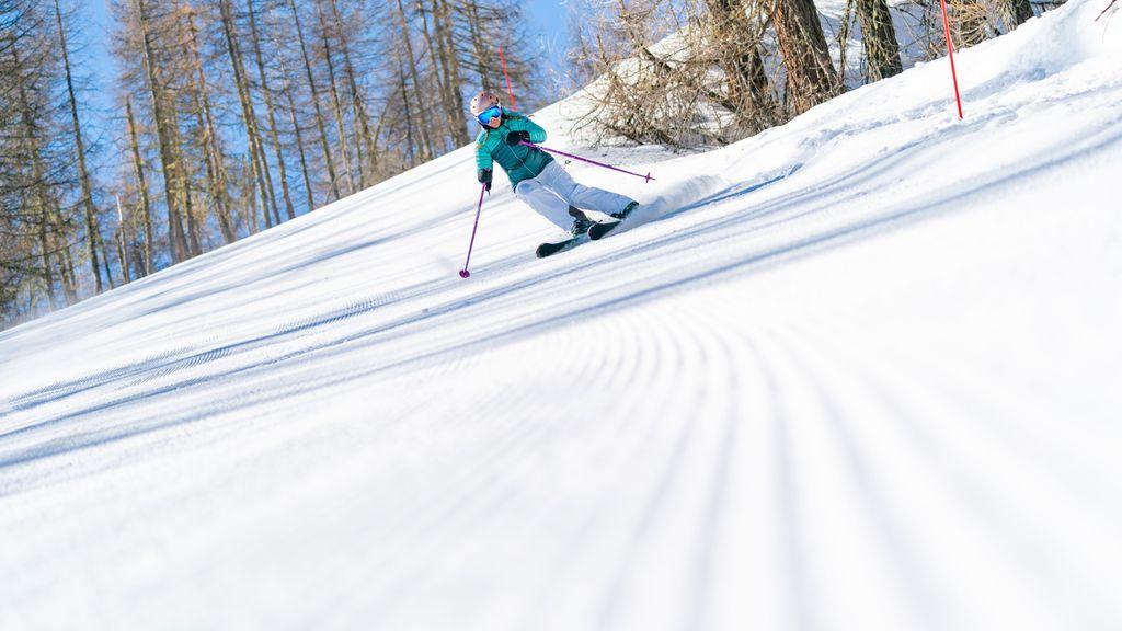 piste skiën