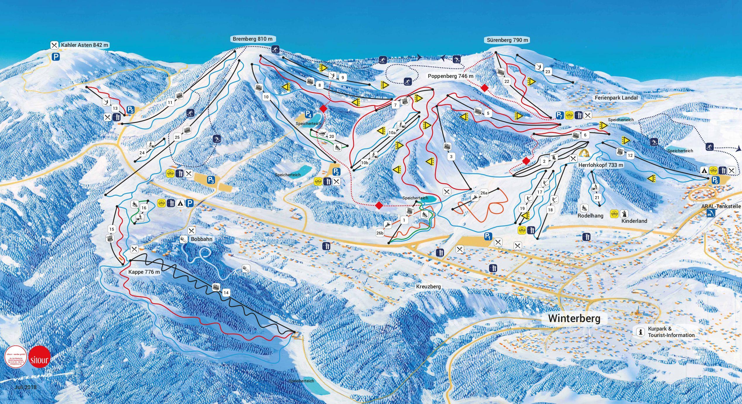 Skiliftkarussell Winterberg (2018-2019)
