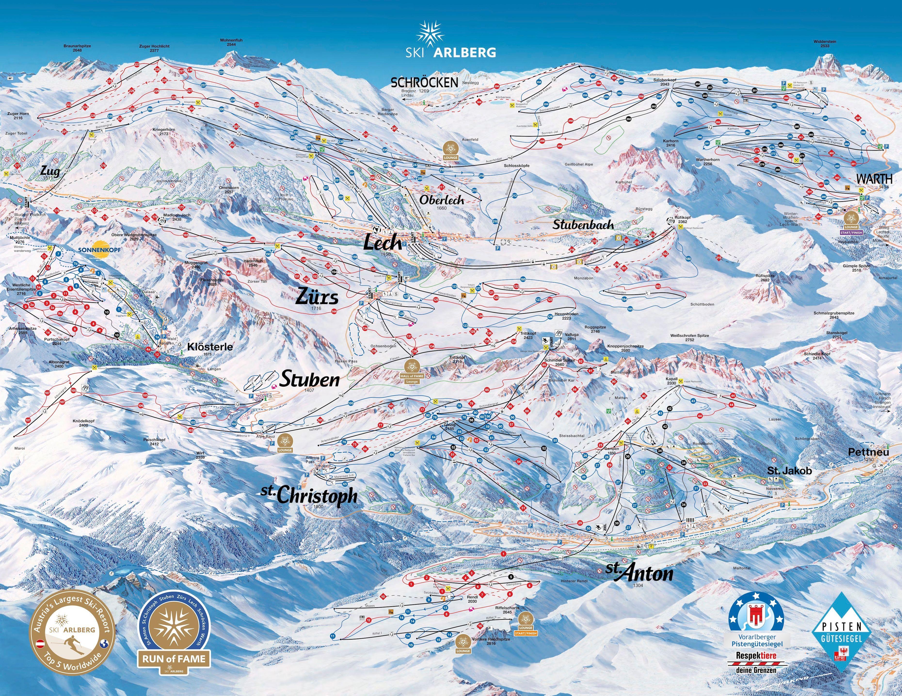 Ski Arlberg (2018-2019)