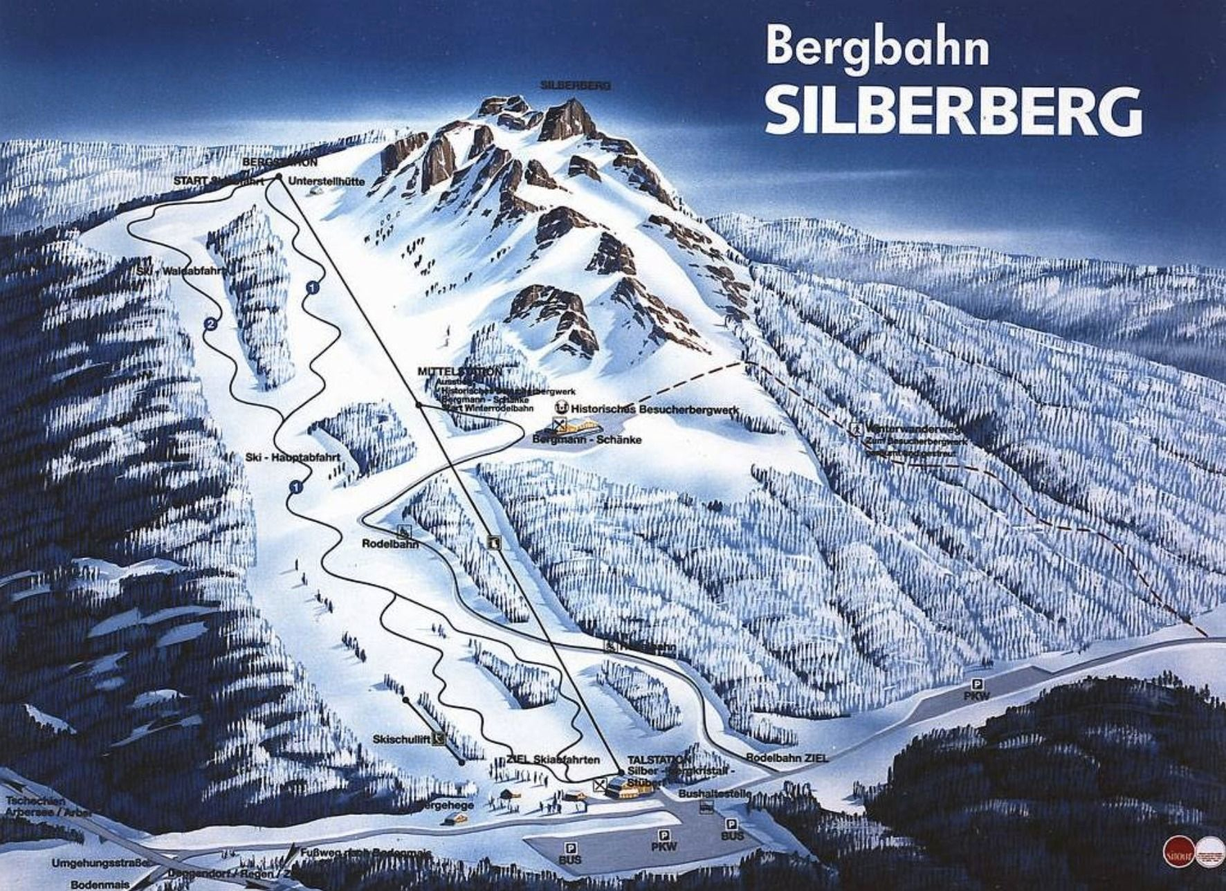 Silberberg - Bodenmais