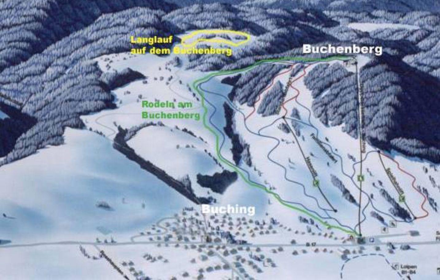 Buchenberg - Buching