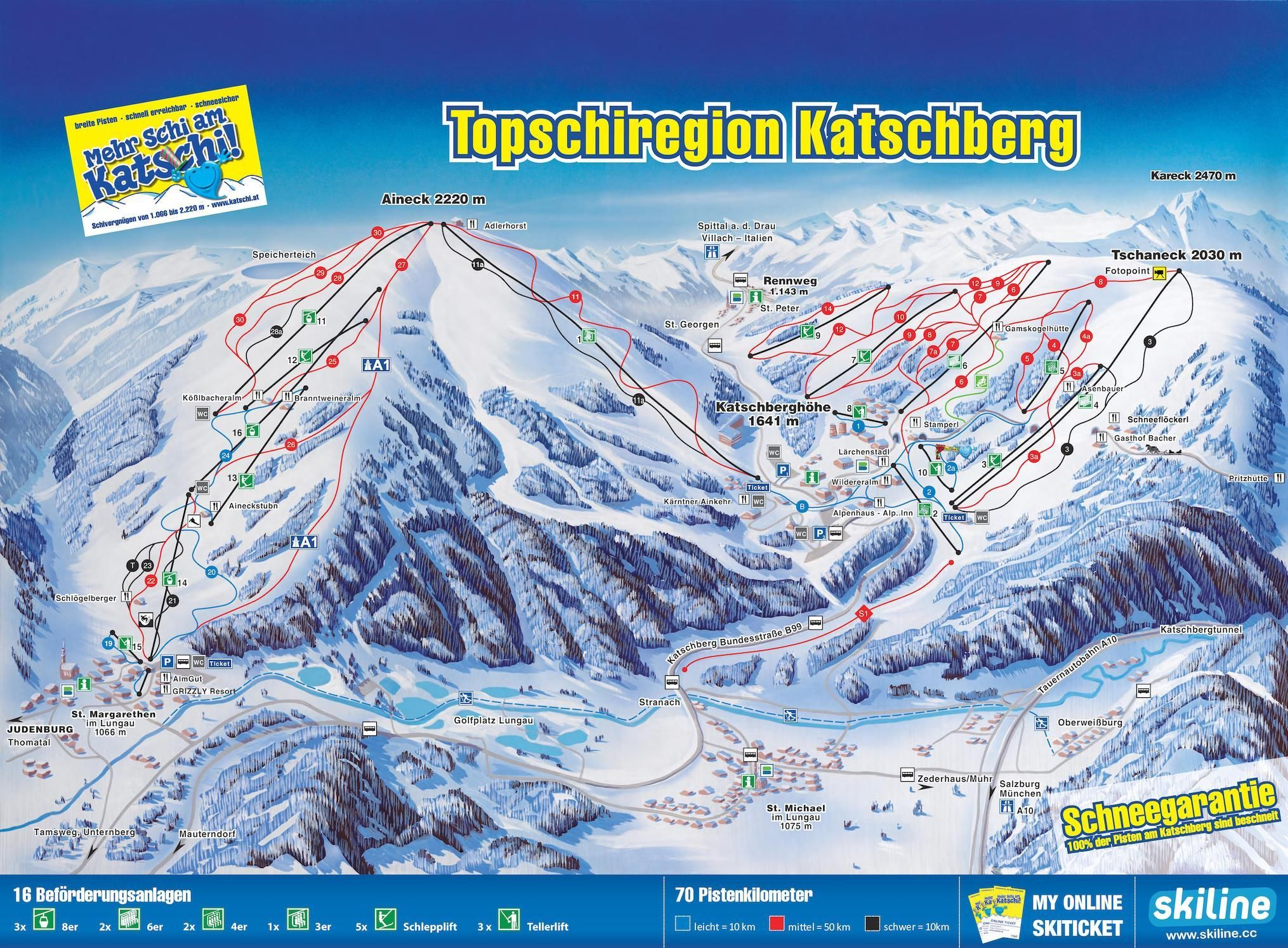 Katschberg - Aineck (2018-2019)