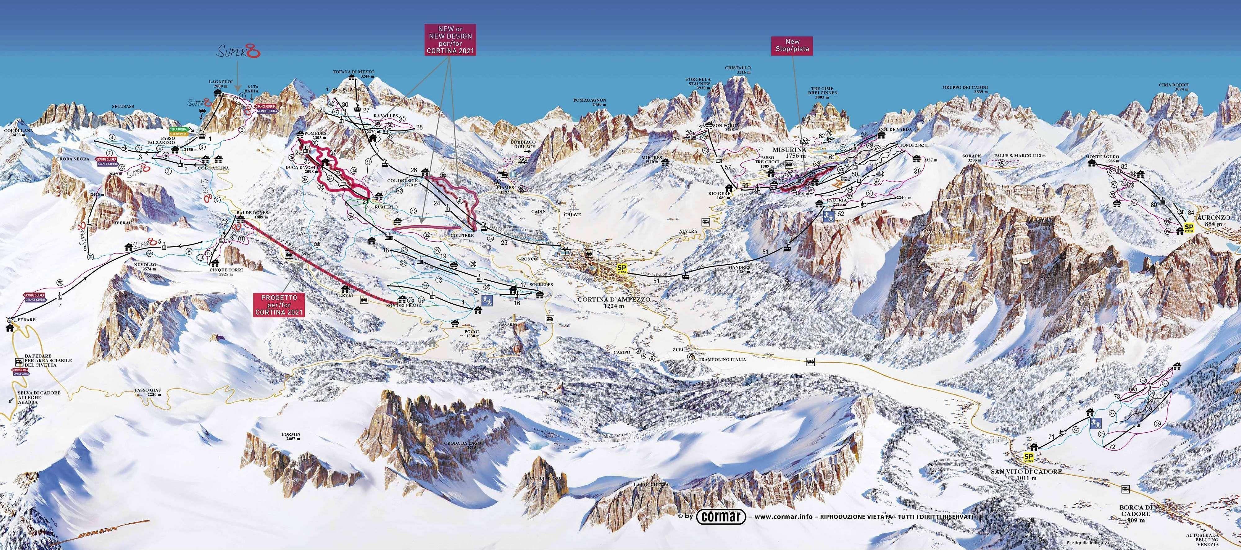 Cortina d'Ampezzo (2019-2020)