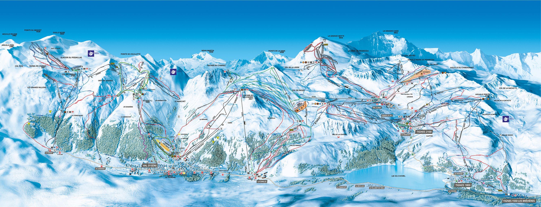 Tignes - Val d'Isère (2018-2019)