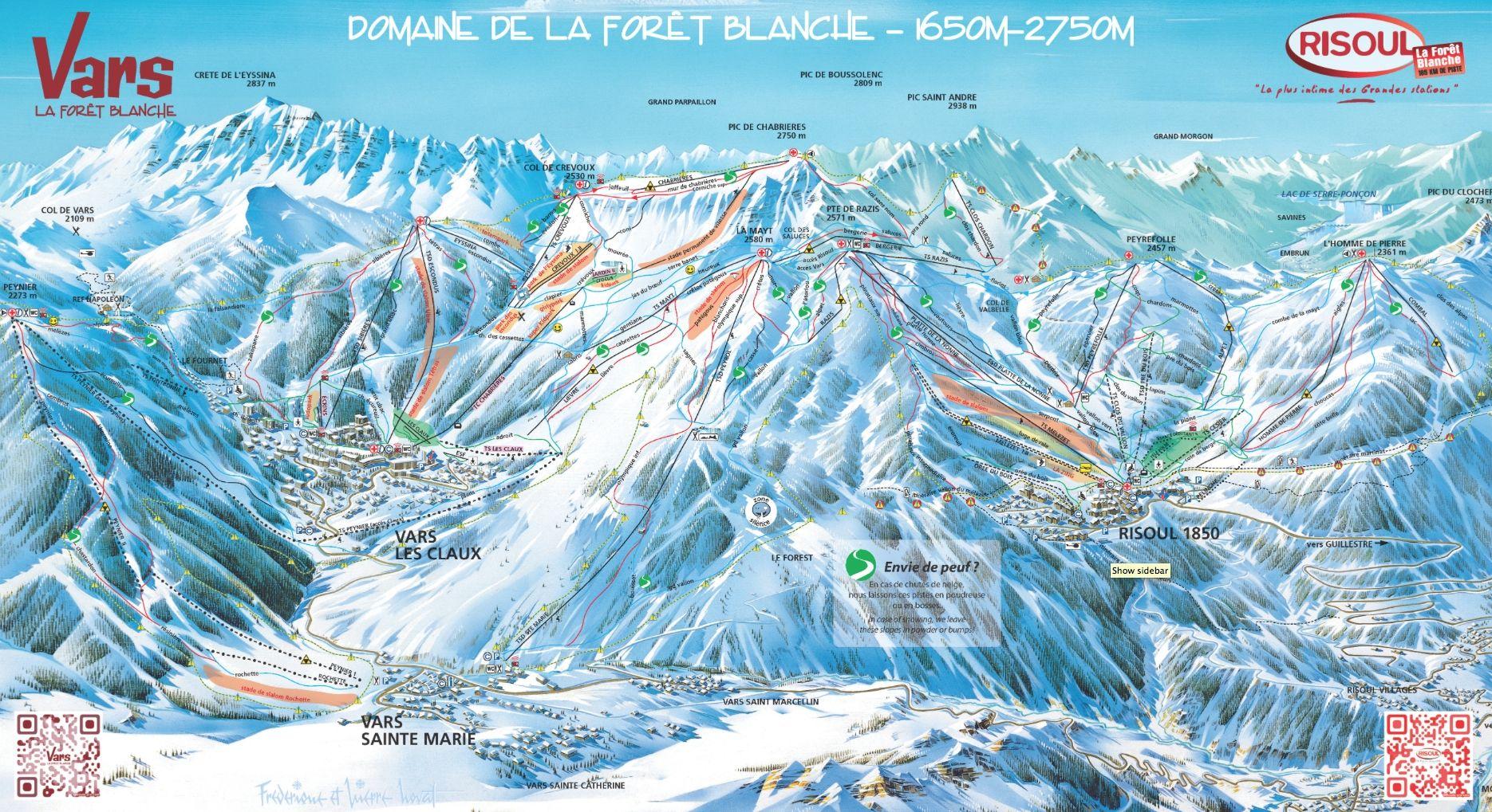 Afbeeldingsresultaat voor risoul skikaart