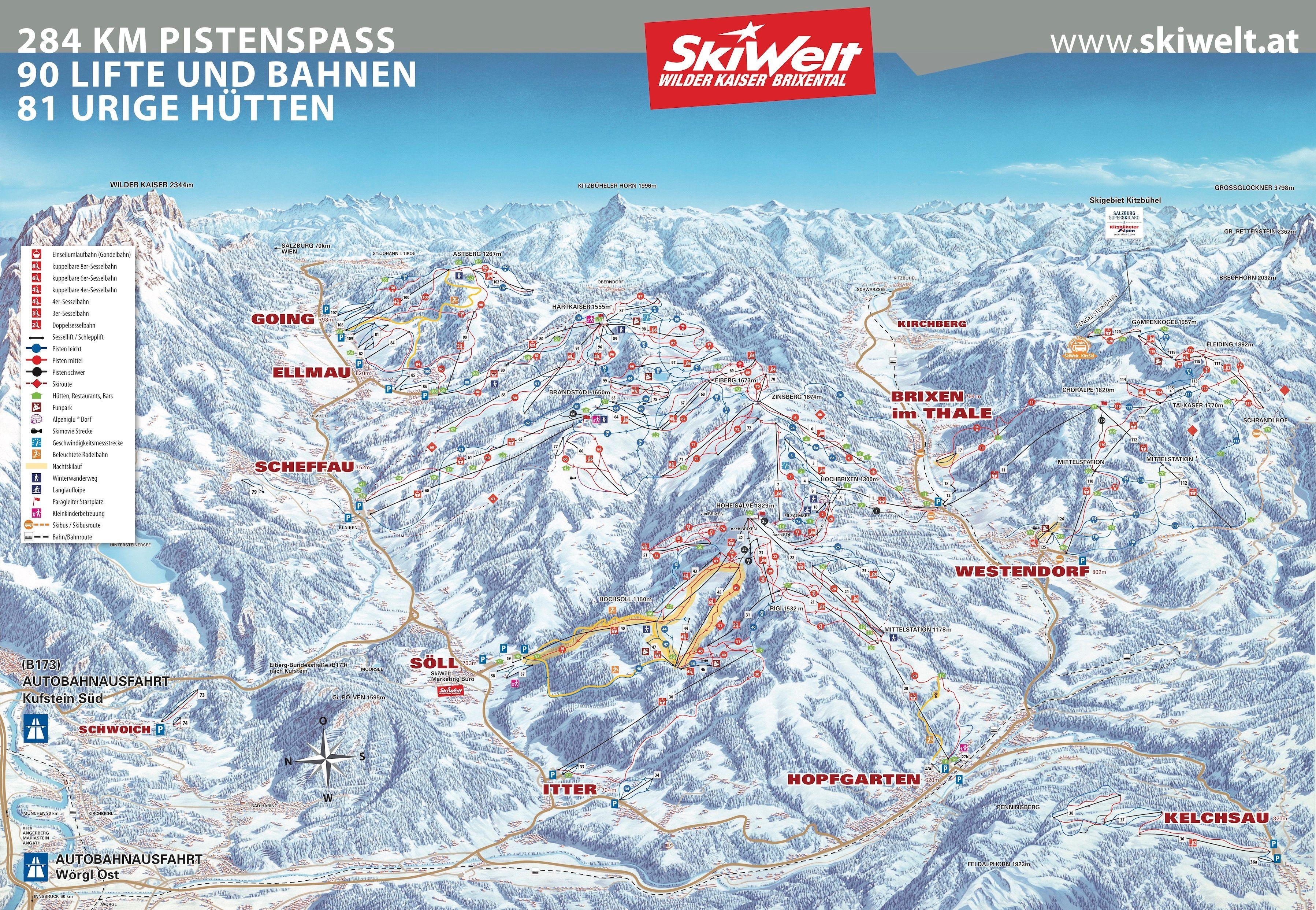 Skiwelt (2018-2019)