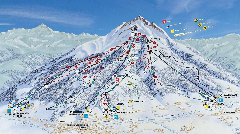 Sankt Johann in Tirol (2018-2019)