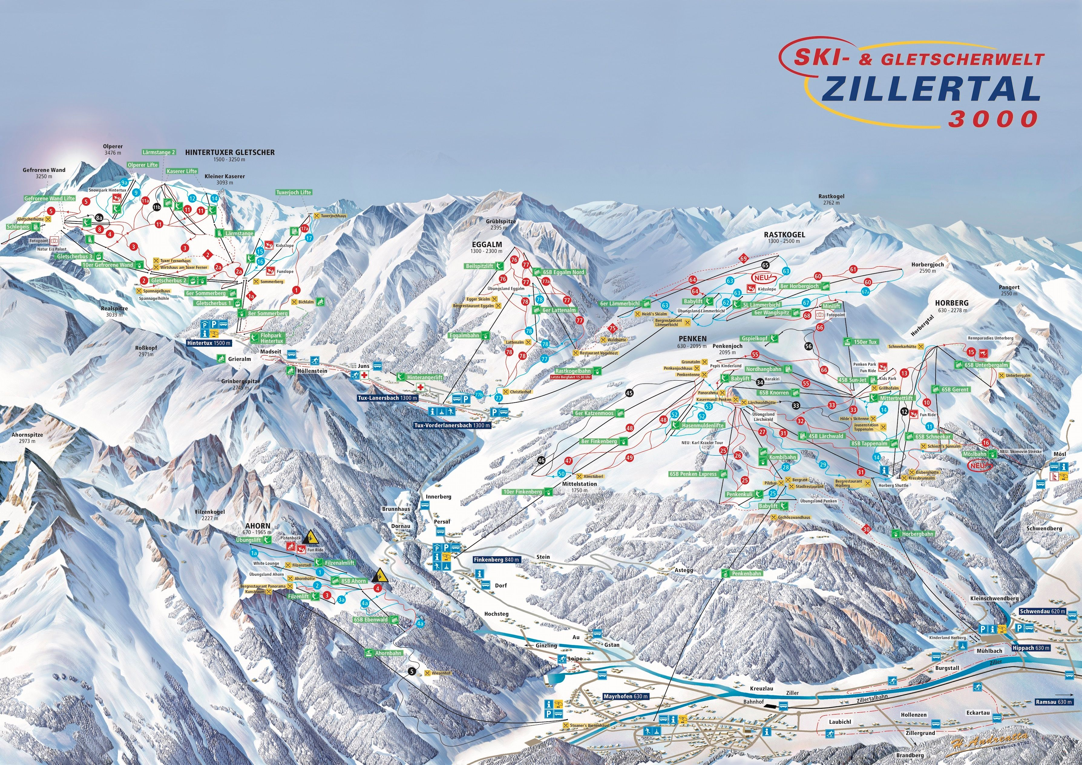 Zillertal 3000 (2018-2019)