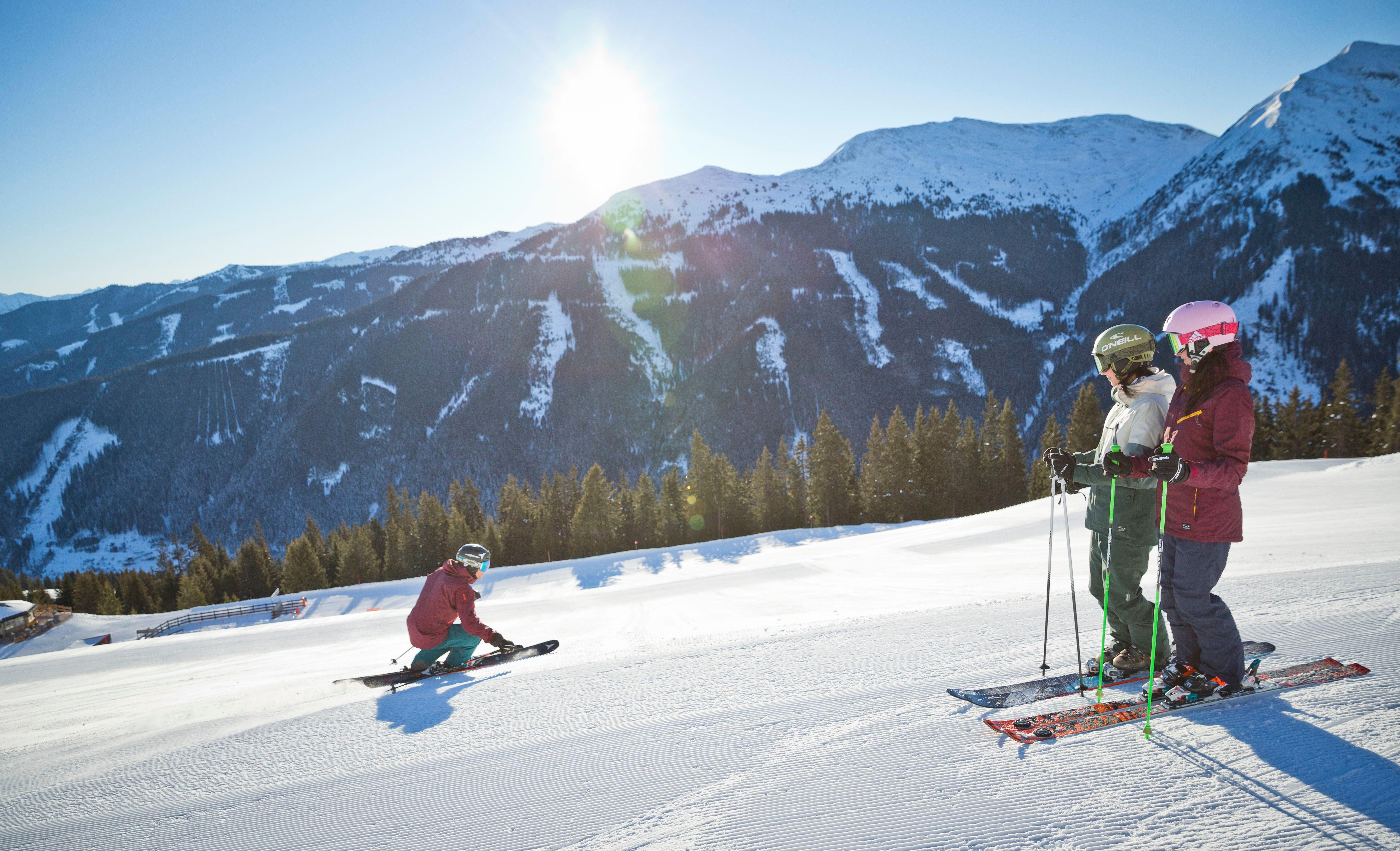 Saalbach: coolste skigebied van de Alpen