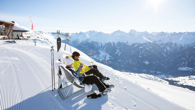 Op short-ski naar Serfaus - Fiss - Ladis