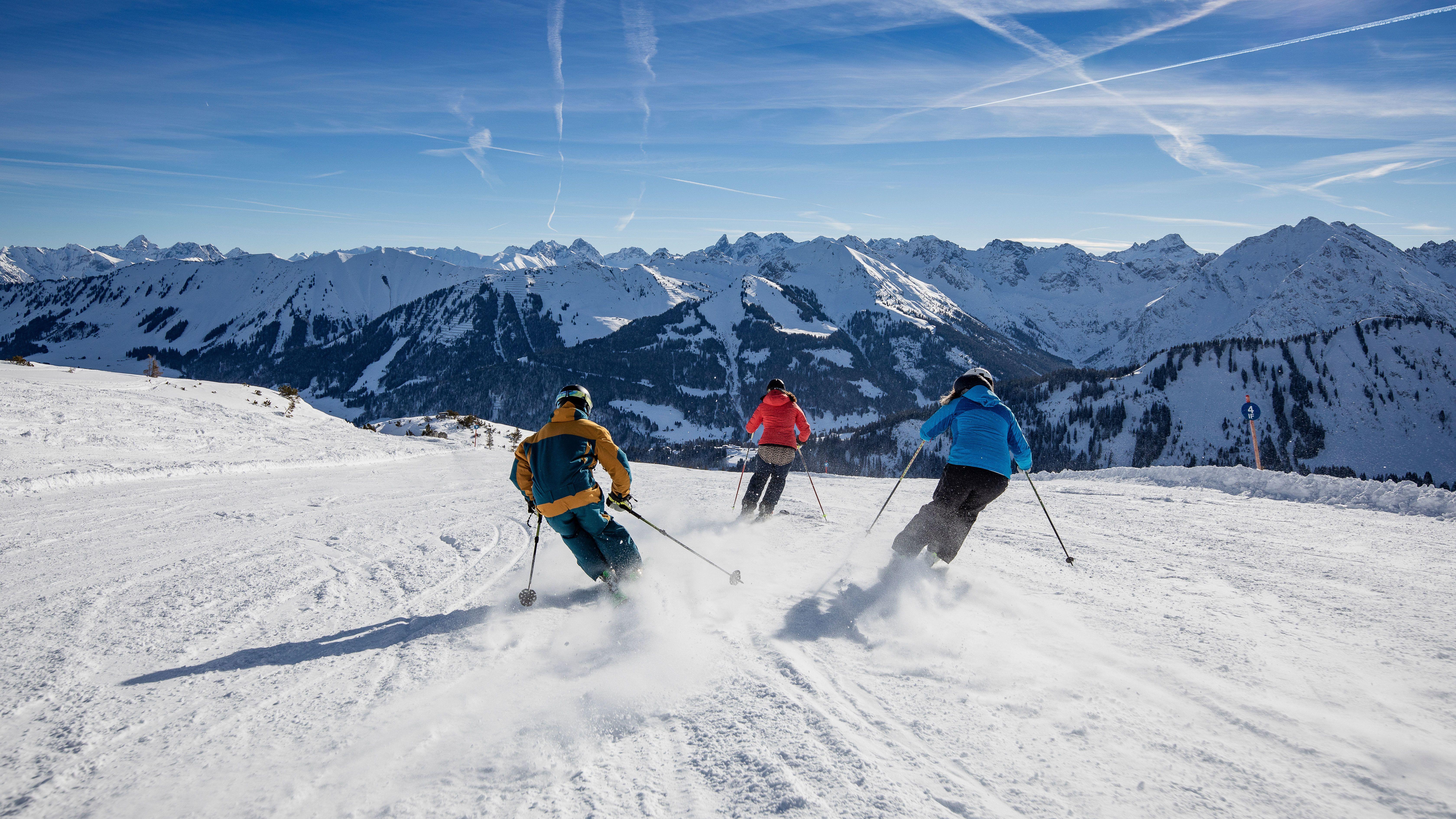 Genuss-skiën in Oostenrijk!