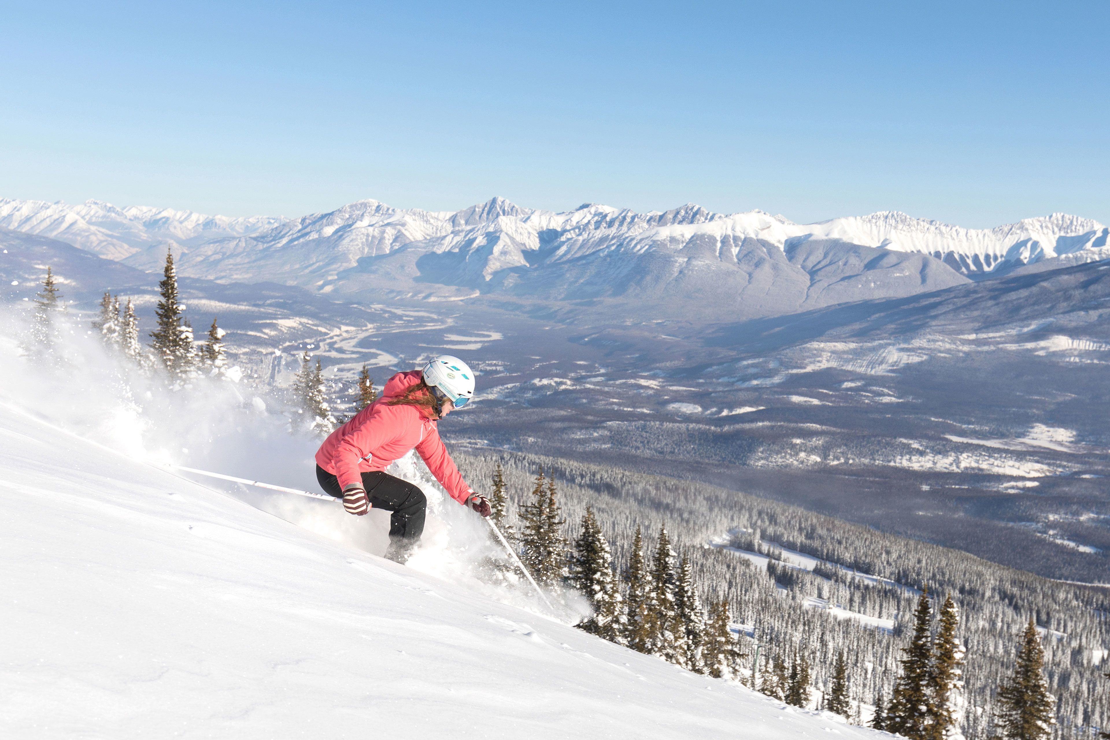 Voordelig en sneeuwzeker: op wintersport in Canada!