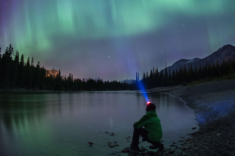 Miljoenen sterren en het Noorderlicht bewonderen in Canada
