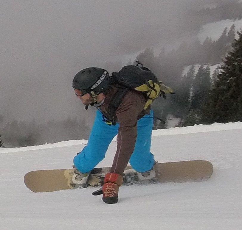 SnowboardingSamson