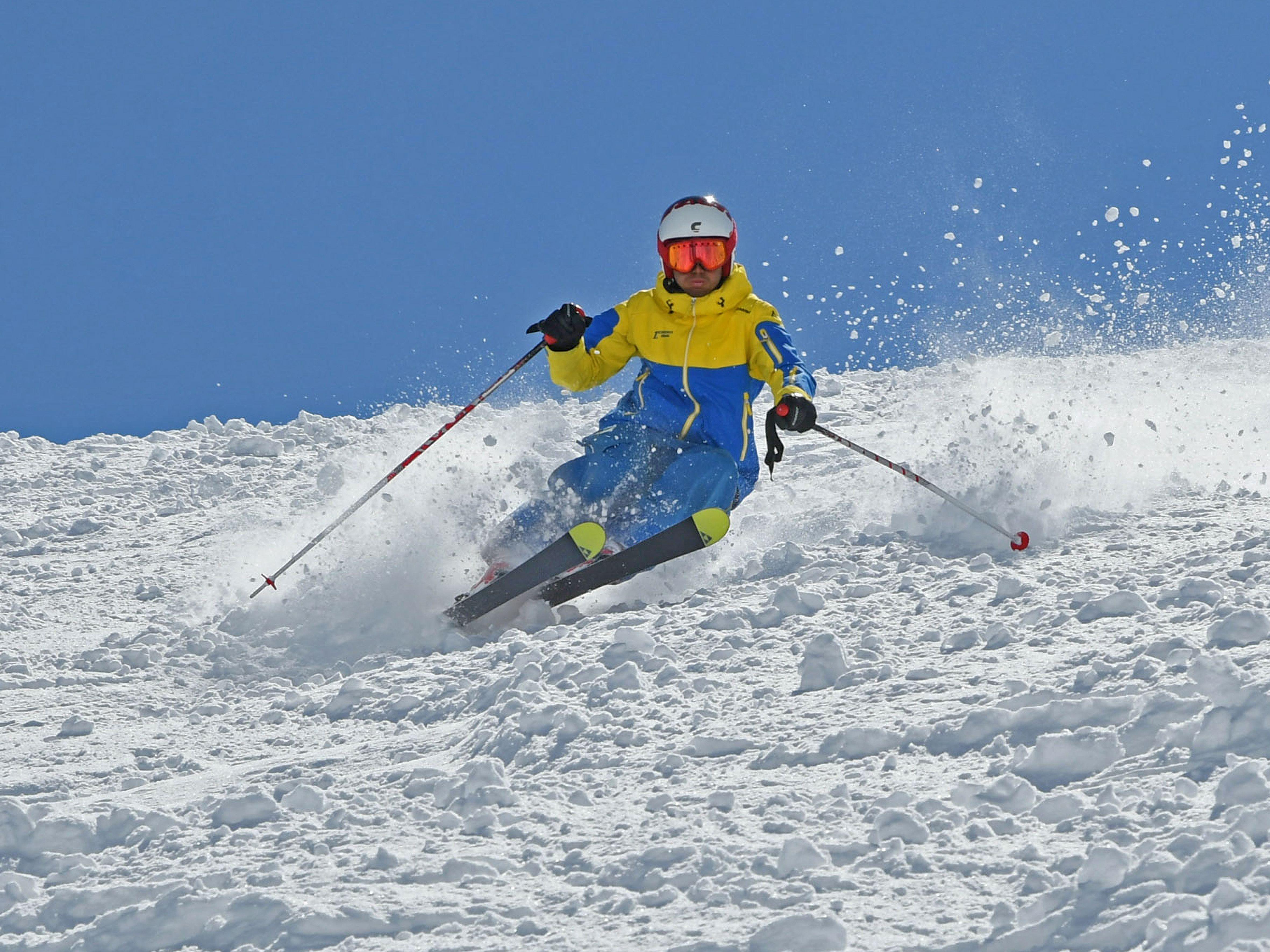 Skitechniek