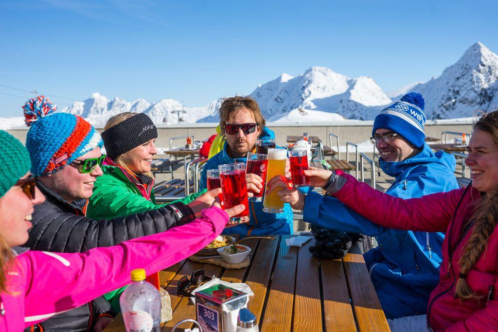 Groepsreis wintersport