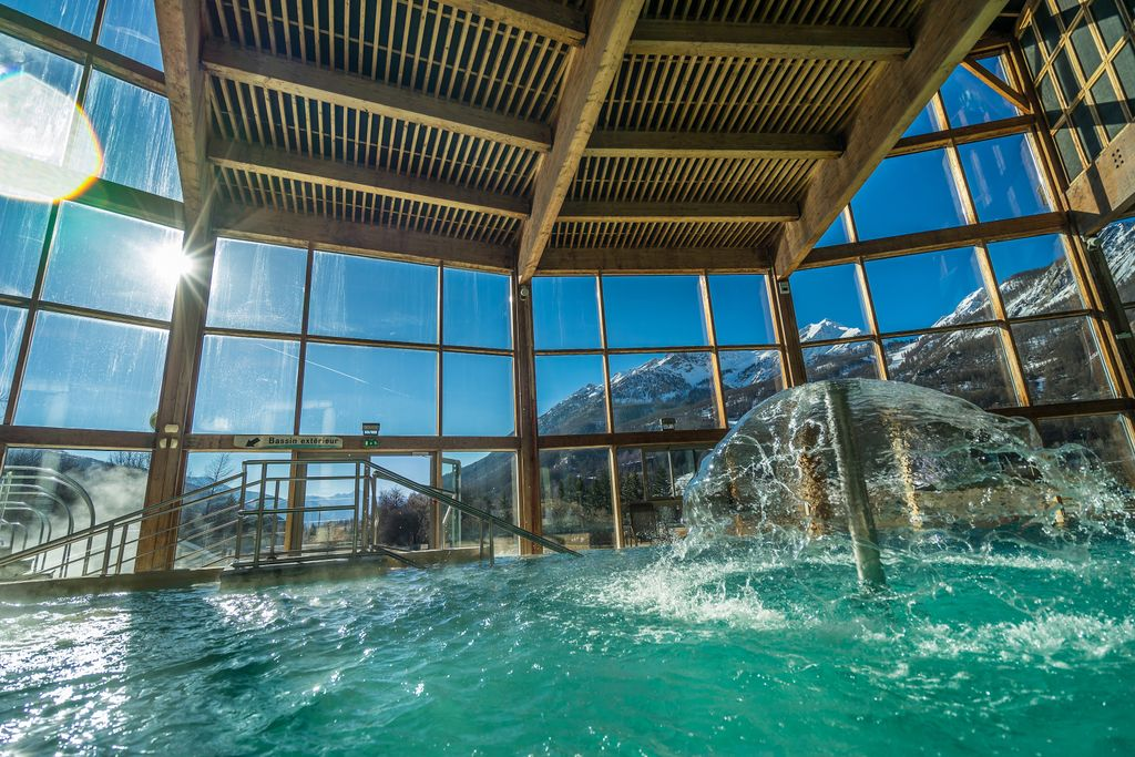 Wellness op wintersport