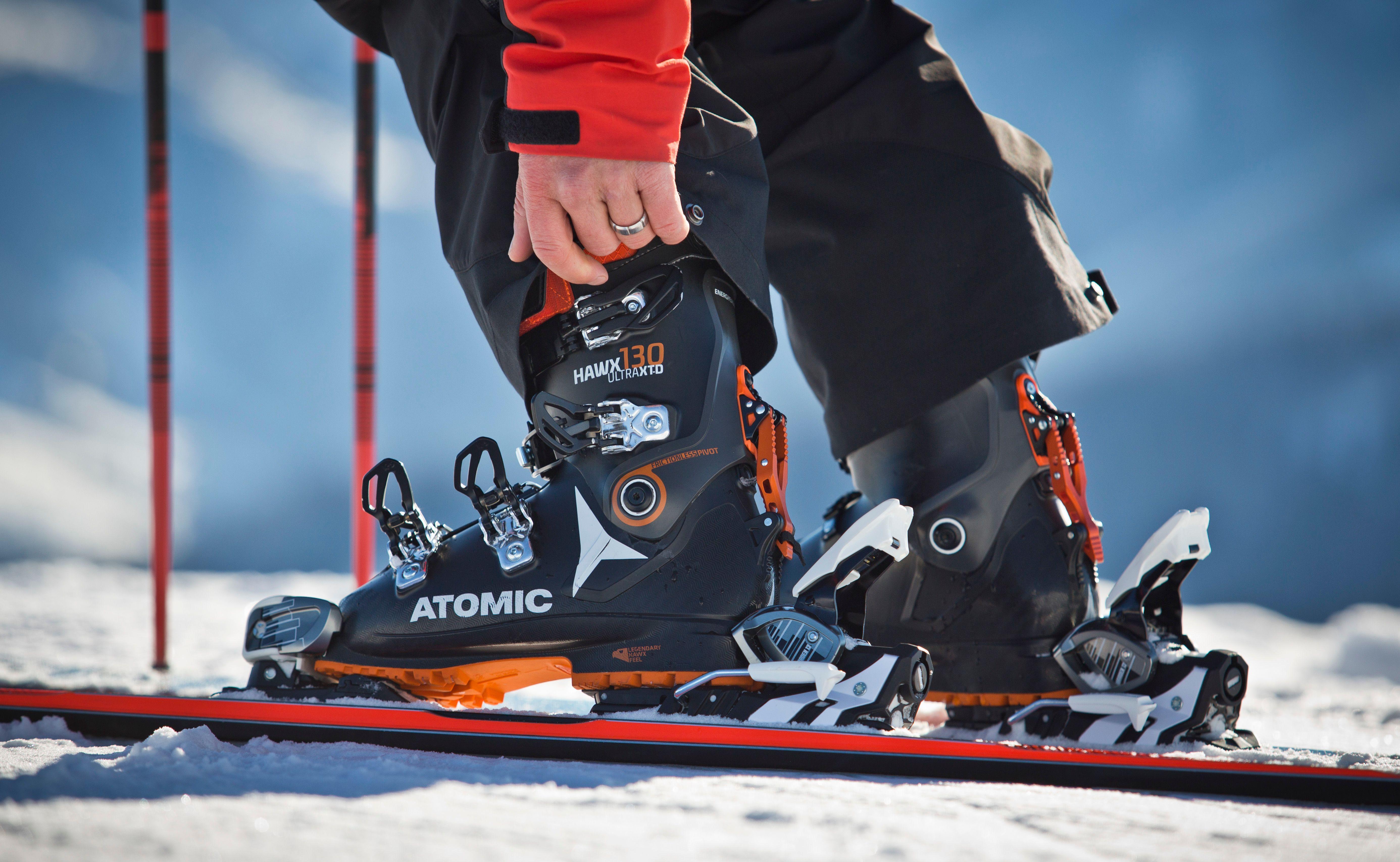De perfect passende Hawx skischoen van Atomic Wintersport