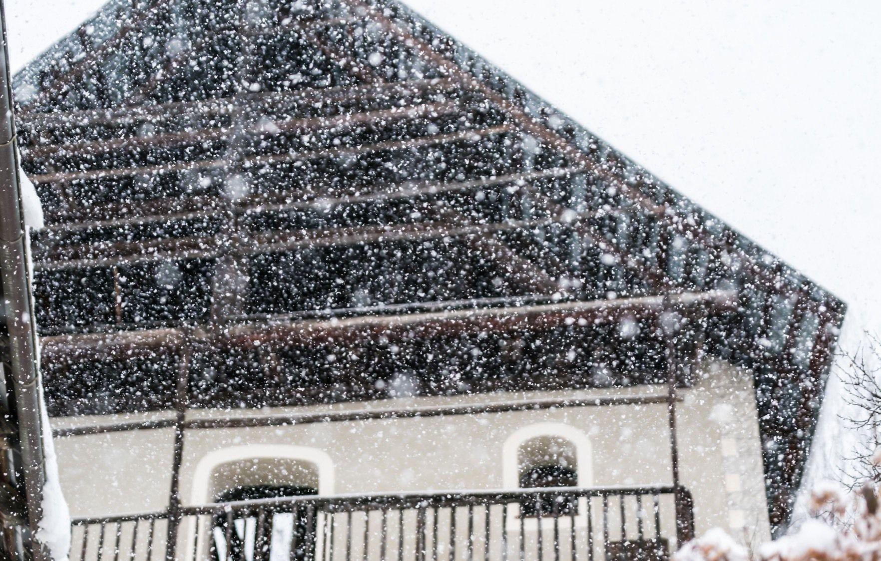 Hoe groot kan een sneeuwvlok maximaal worden?