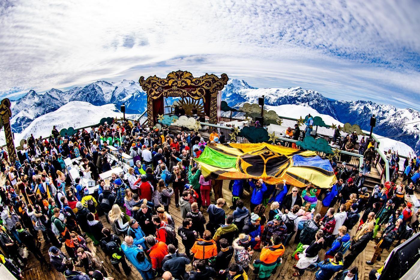 Tomorrowland Winter: verslag van een ongezien feest in de bergen!