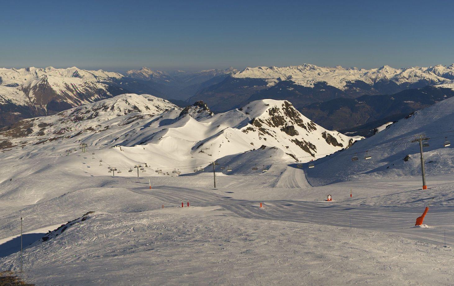 Korte maar gevoelige weersomslag voor de oostelijke Alpen