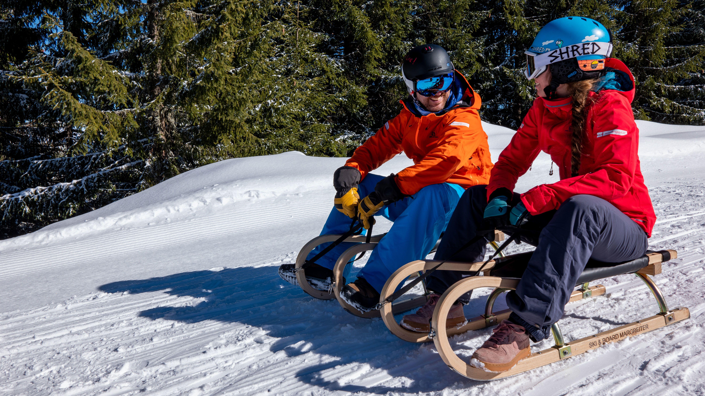 Rodelen En Sleeen Is Niet Zonder Gevaar Wintersport Weblog
