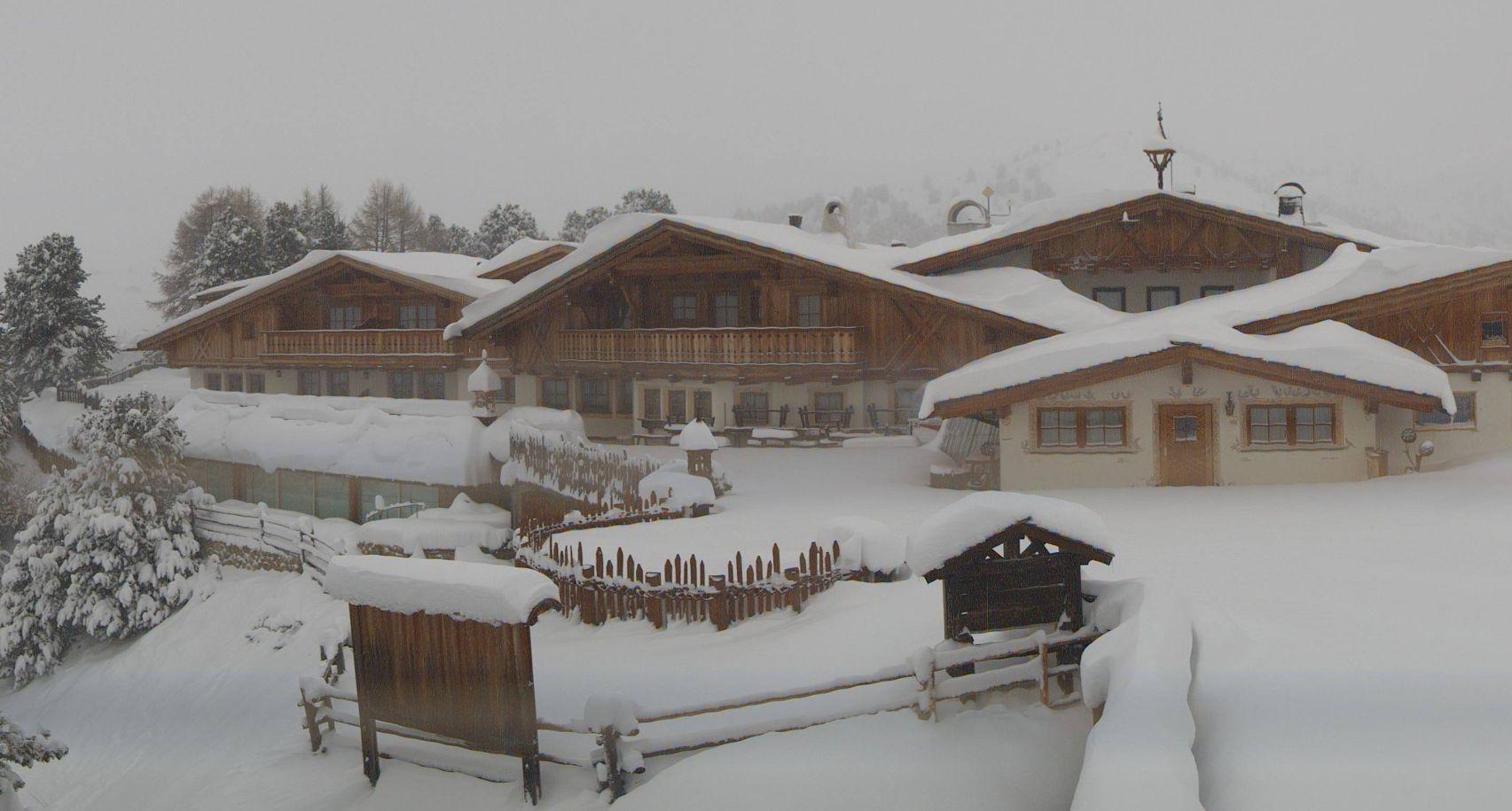Live: weer een dump voor de Alpen