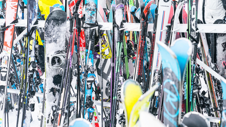 Gebruiksaanwijzing: het kopen van tweedehands wintersportmateriaal