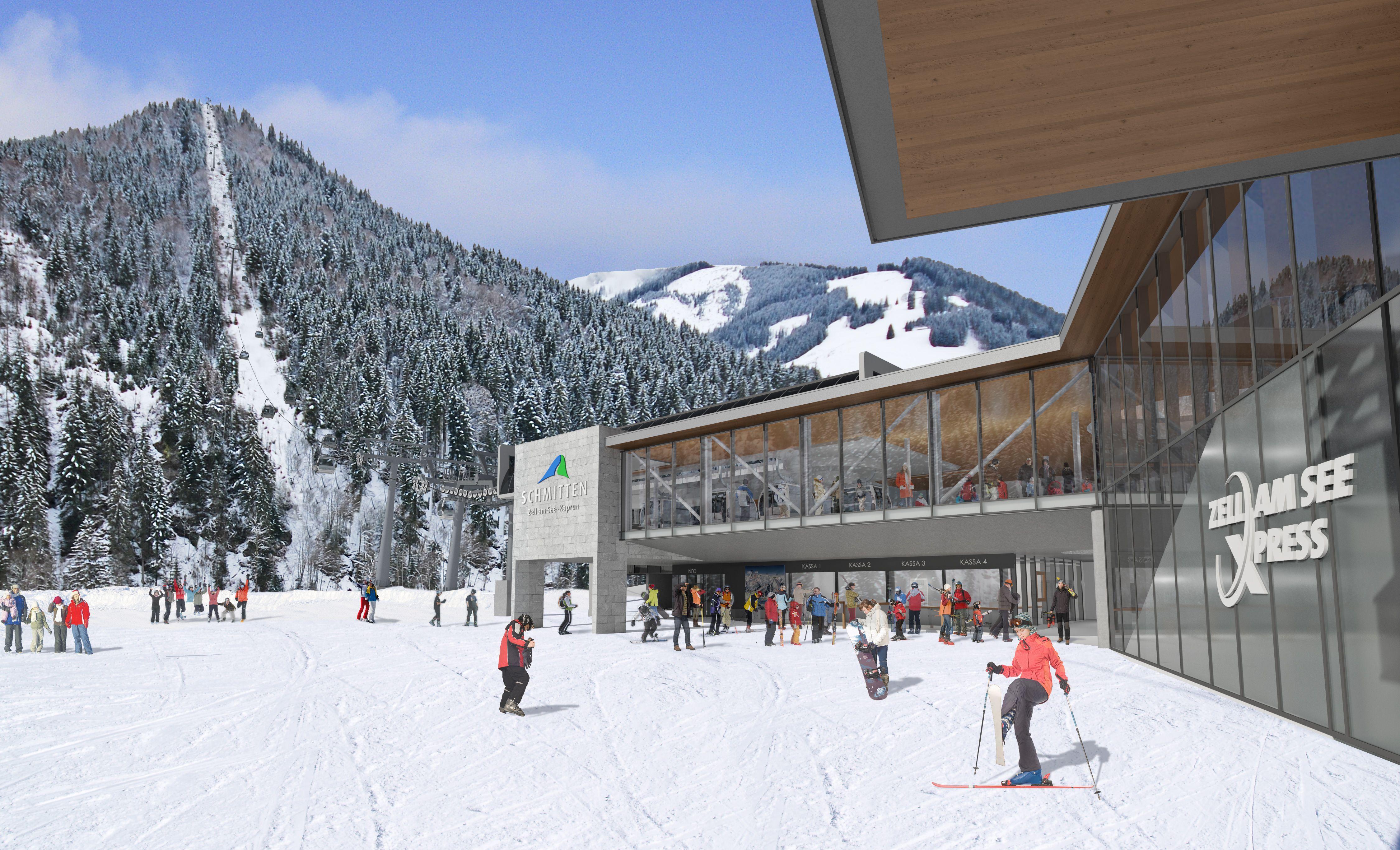 Nieuwe liften in Oostenrijk (2019-2020)