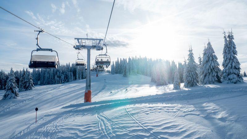 Wat typeert de bekende wintersportlanden?