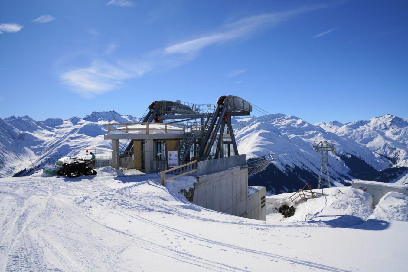 Nieuwe liften in Zwitserland (2019-2020)