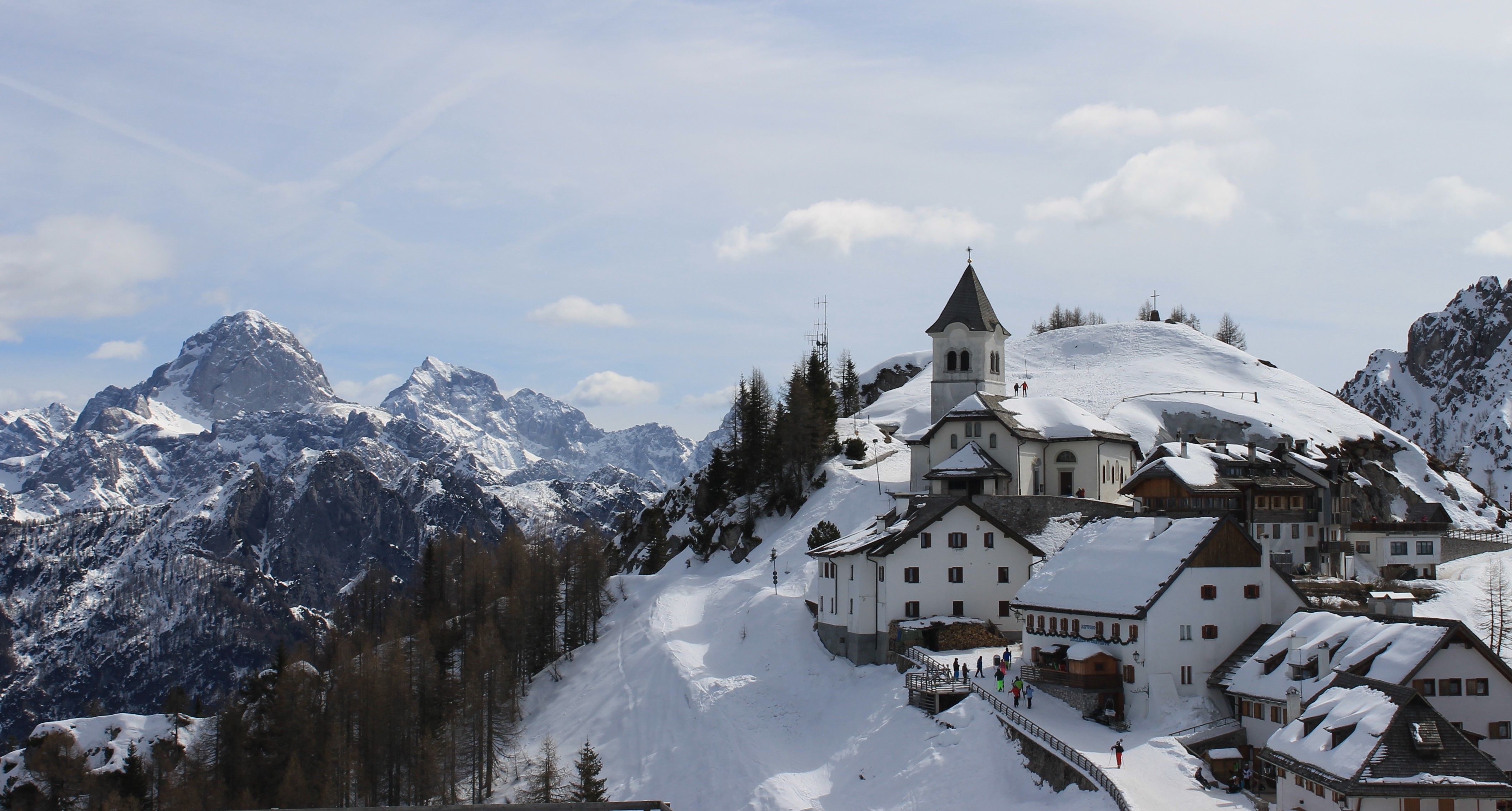 Op bedevaart naar Tarvisio – Monte Lussari